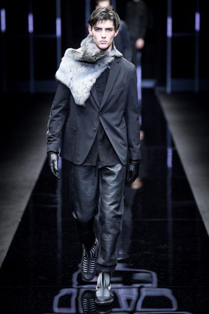 Emporio Armani Men's Fall 2019