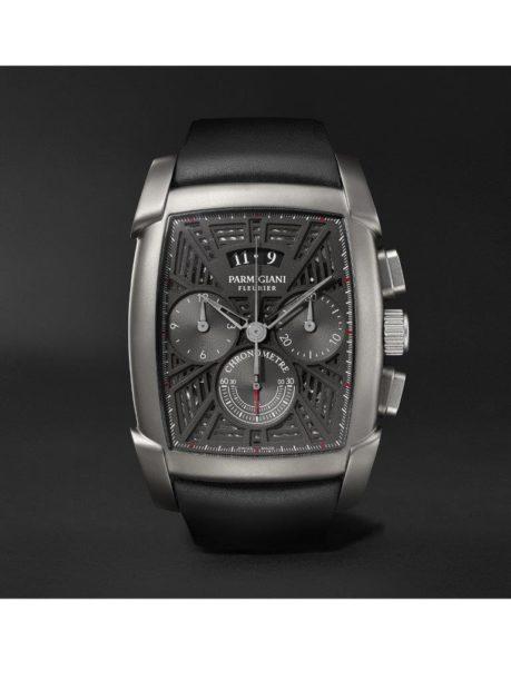 Parmigiani Fleurier_Kalpagraphe Chronograph 48mm Titanium and Rubber Watch_1170993_mrp_in