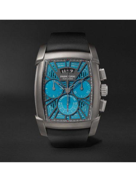 Parmigiani Fleurier_Kalpagraphe Chronograph 48mm Titanium and Rubber Watch_1170994_mrp_in