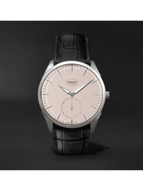 Parmigiani Fleurier_Tonda 1950 Automatic 40mm Stainless Steel and Alligator Watch_1170997_mrp_in