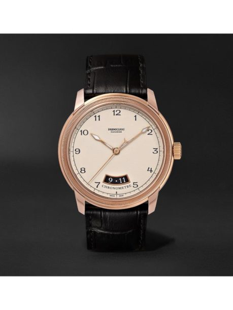 Parmigiani Fleurier_Toric Automatic Chronometer 41mm Red Gold and Alligator Watch_1171000_mrp_in