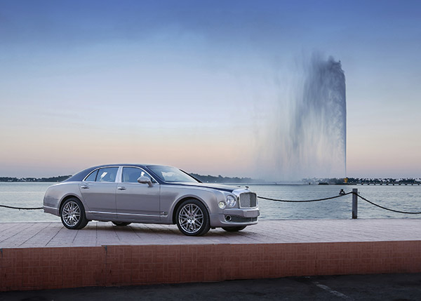 35 things you should know about the Bentley Mulsanne - A&E Magazine