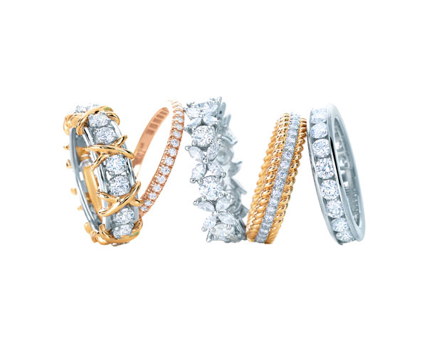 Tiffany Amp Co Celebration Rings