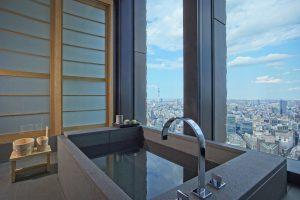 Aman Tokyo - Aman Suite Bathroom
