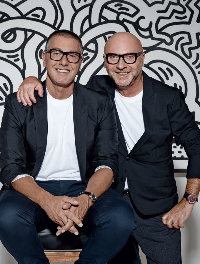 38fd704af48 One to One with Domenico Dolce   Stefano Gabbana On Fashion