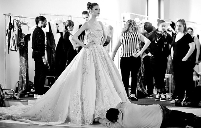 the history of haute couture the haute couture timeline