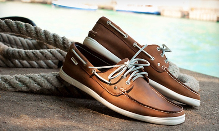 Lacoste Light Brown Shoes