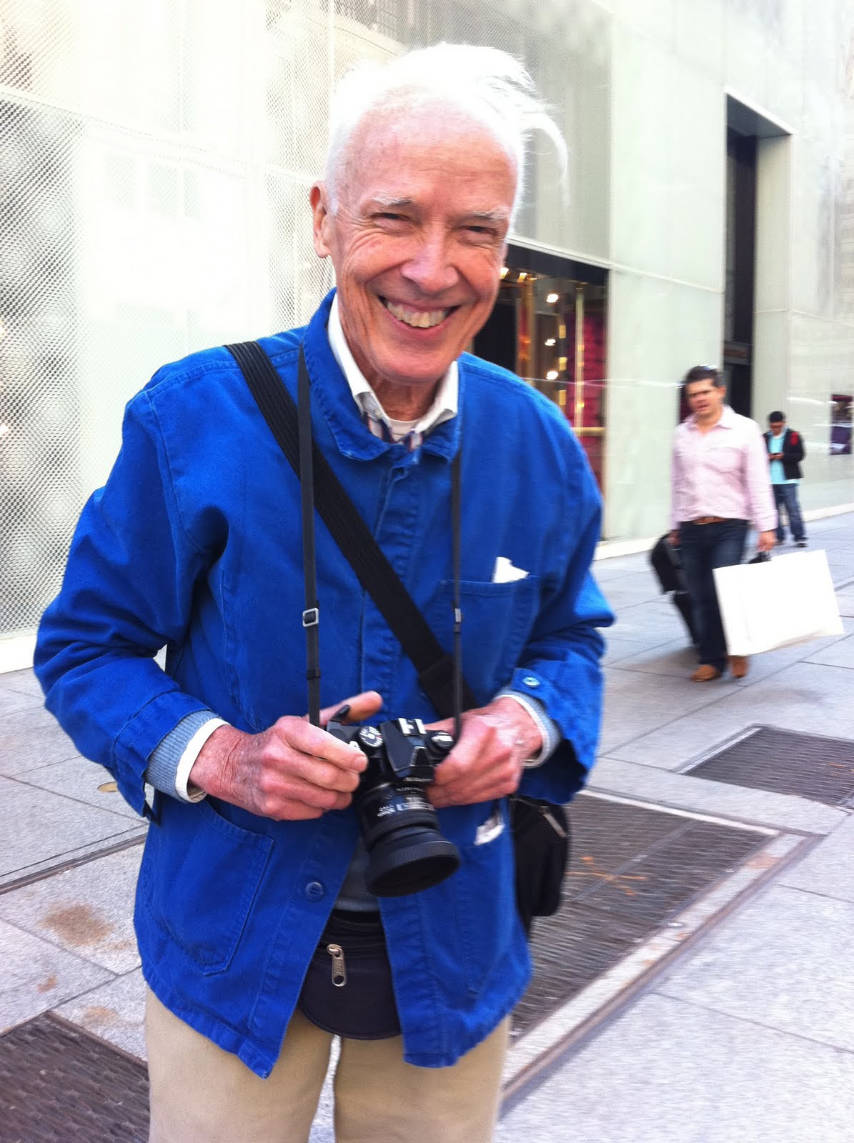 Remembering Iconic Fashion Photographer Bill Cunningham