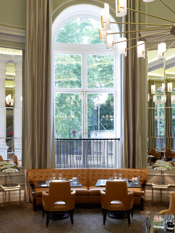Baccarat Hotel London