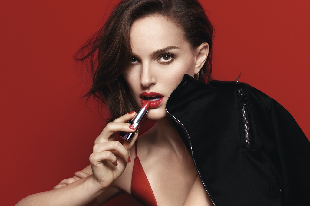 Natalie Portman Stars In The New Dior Rouge Film Ae Magazine
