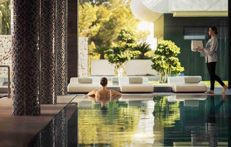 New year new healthy escape a e magazine - Hotel sha altea ...