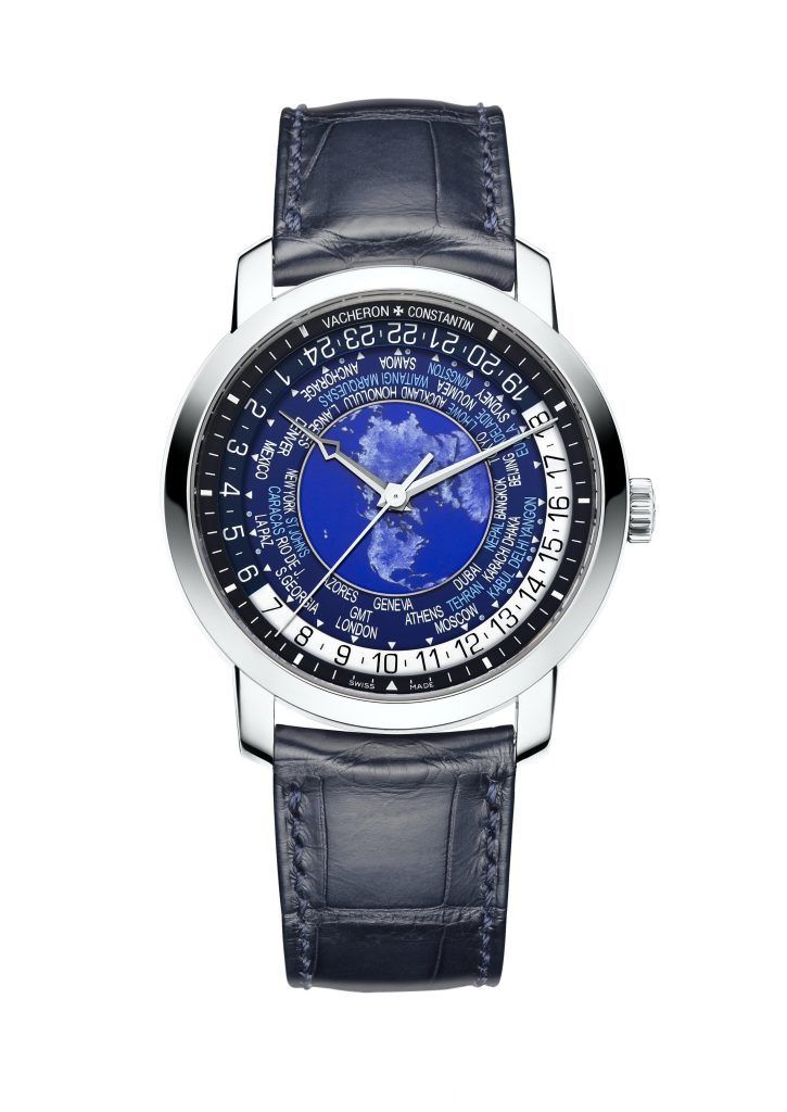 Vacheron Constantin announces new limited edition piece: the Traditionelle World Time