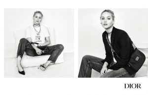 DIOR_Jennifer Lawrence - Double page 4 - Diorama & Lady D-Fence