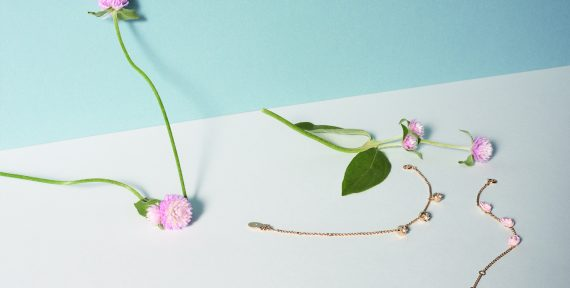 DIOR presents first girl's jewellery collection: The Lucky Jewels