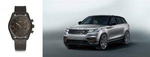 The new Chronomaster El Primero Range Rover Velar Special Edition