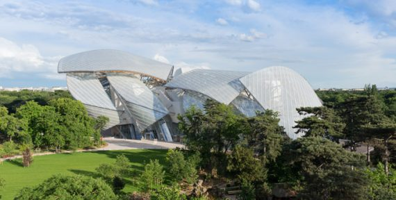 A look at the exhibitions of The Fondation Louis Vuitton