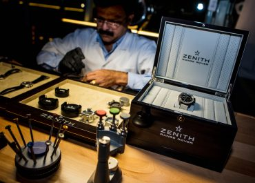 Zenith and Land Rover launch new Chronomaster in the Middle East with special celebration in Dubai