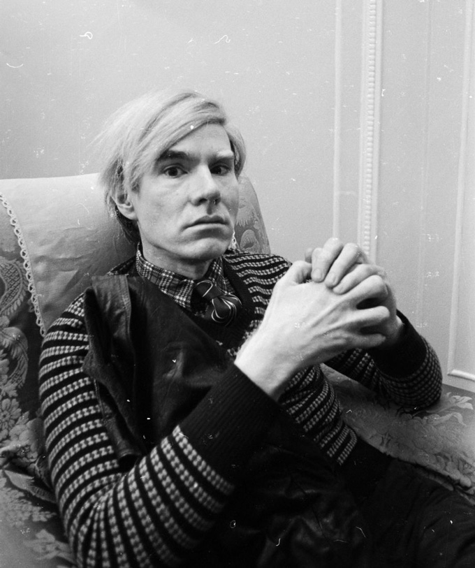 The Most Famous Artists Painters Of All Time Andy Warhol