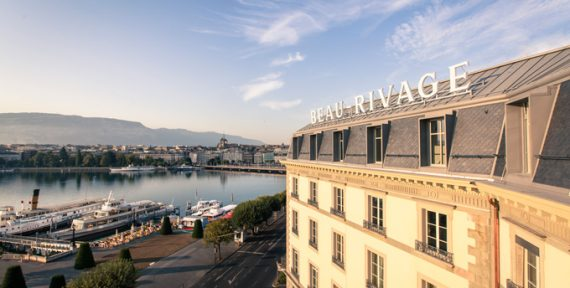 BEAU RIVAGE, GENEVA: A Charm, Elegance, and Spirit of a Private Home