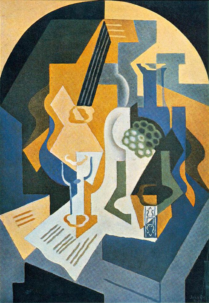 Cubism---Juan-Gris