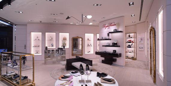 Roger Vivier opens its first boutique in Kuwait