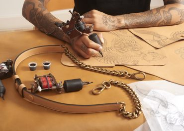 The Limited Edition 'Tod's Tattoo' collection: a story of timeless luxury and experimentation