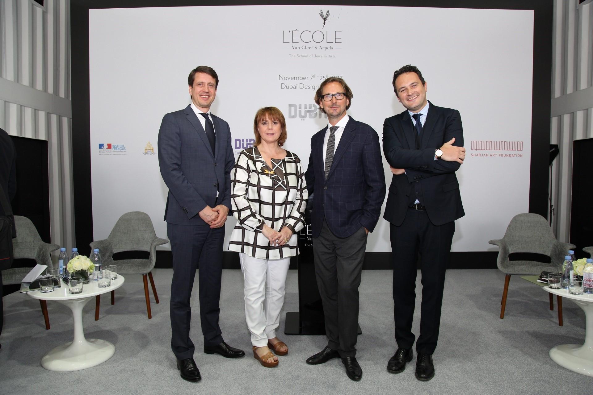 Van Cleef & Arpels announces the arrival of L'ÉCOLE to the ...