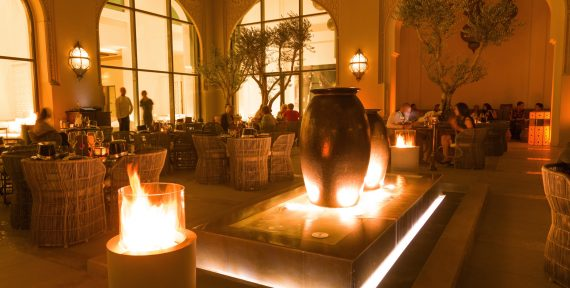 Dubai Dining ideas for Ramadan: Manzil Downtown
