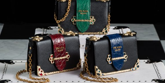 Prada develops capsule handbag collection exclusively for Ramadan