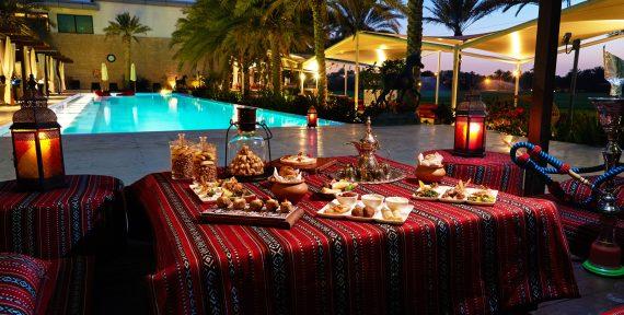 Create a special Ramadan experience at the Desert Palm PER AQUUM