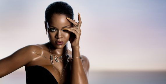 Chopard reveals 'Rihanna loves Chopard' collections