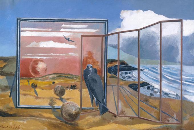 Surrealism---Paul-Nash