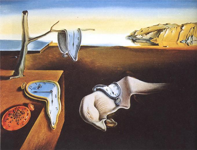 Surrealism---Salvador-Dalí