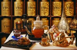 Ramadan Gifting ideas: The TWG Haute Couture Tea Collection