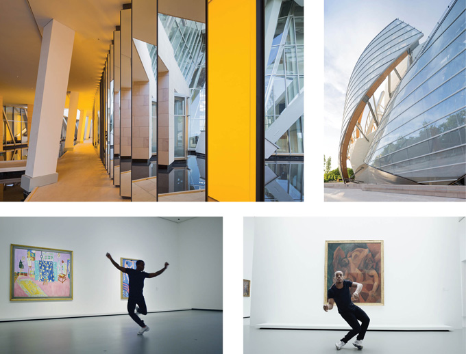 0e2d542305 A look at the exhibitions of The Fondation Louis Vuitton