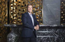 Morning coffee with...Mikael Svensson, General Manager of the Viceroy Palm Jumeirah Dubai