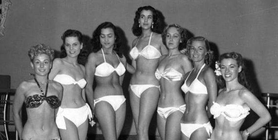 A Brief History Of The Bikini