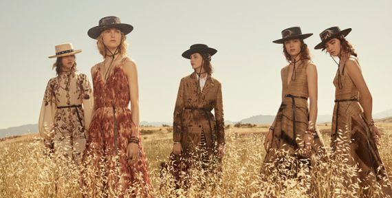 Dior Cruise 2018: Chiuri Channels The American West