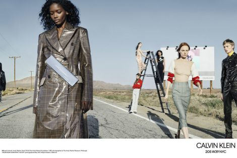 Calvin Klein 205W39NYC AW17