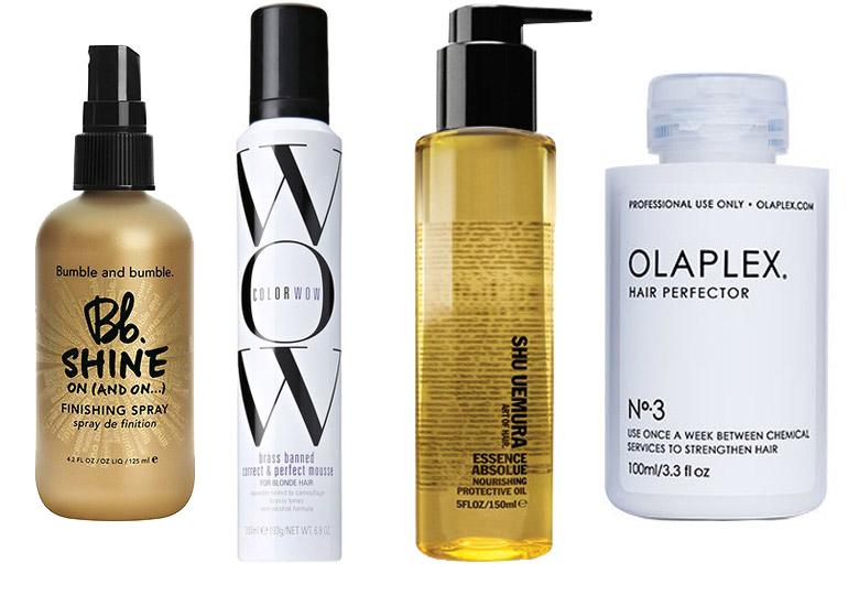 Beauty Inspiration Platinum Blonde Hair A Amp E Magazine