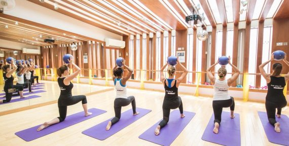 Define barre fitness dubai