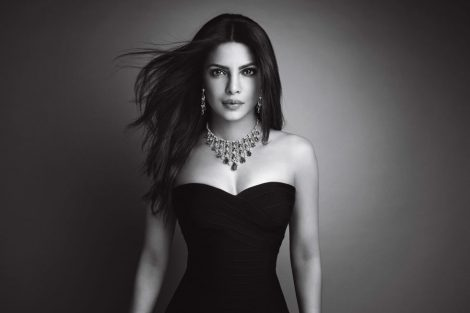 Priyanka Chopra for Nirav Modi AW17