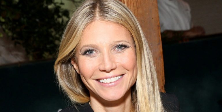 Gwyneth Paltrow Christian Louboutin