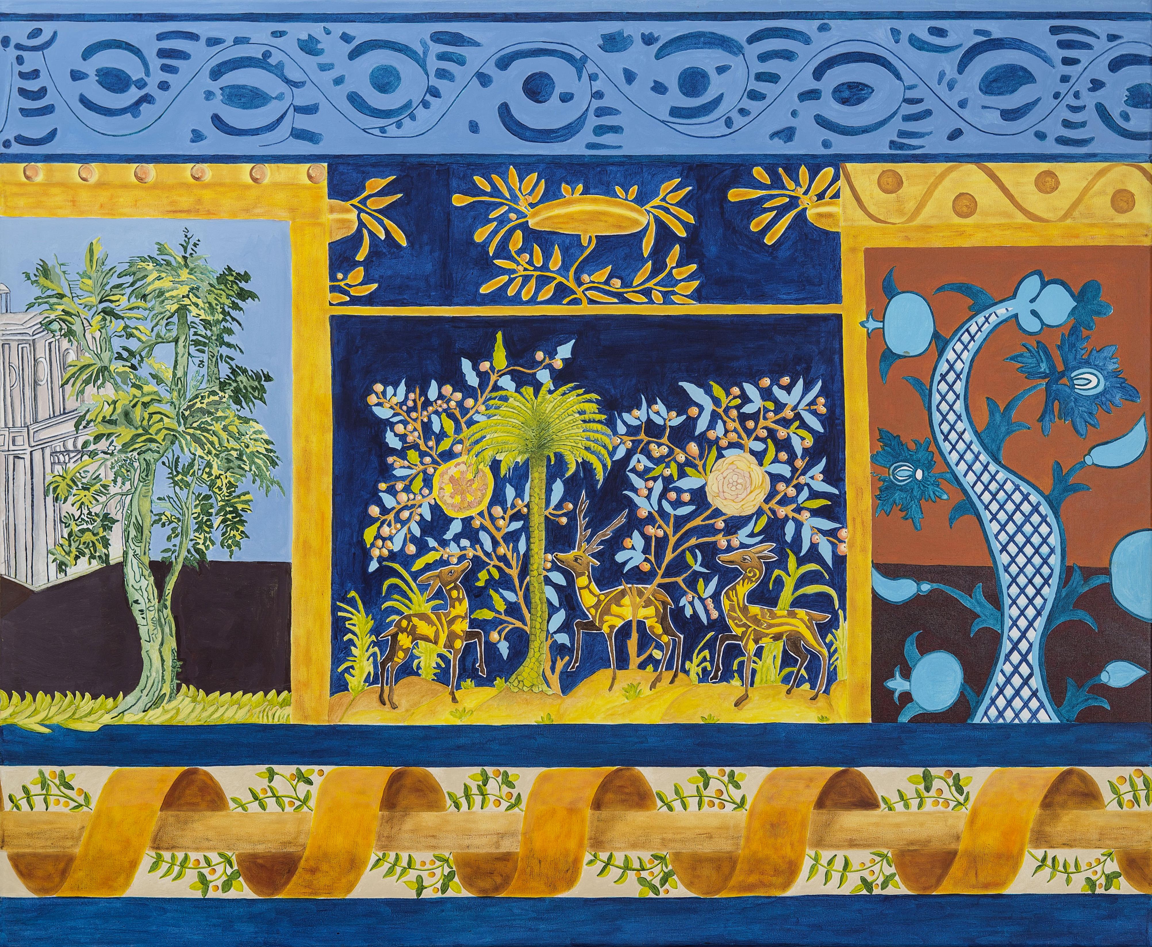 D Painting Exhibition In Dubai : For the diary portuguese art exhibition in dubai a e