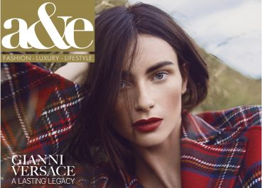 A&E Magazine October Cover