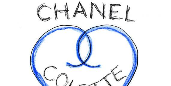CHANEL COLETTE PARIS AEWORLD.COM