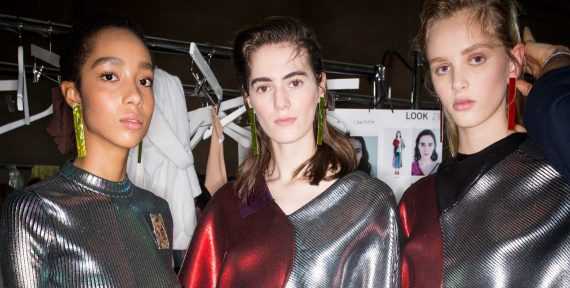 Supersize Earrings trend fashion aw17