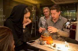 aeworld.com middle east magazine Dubai Watch Week 2017