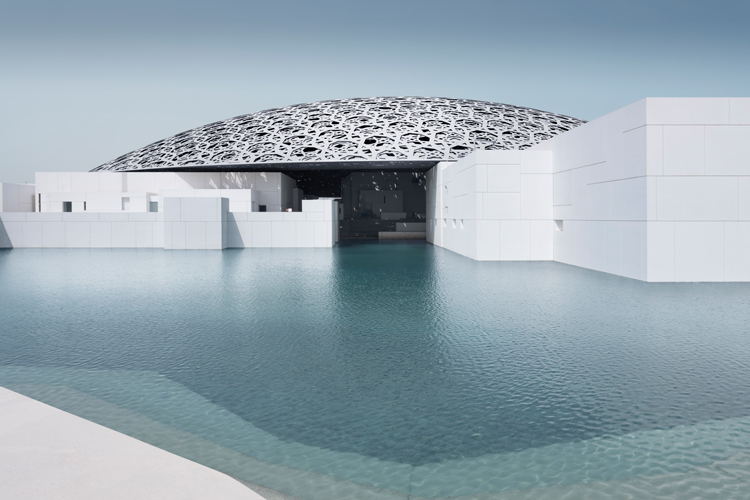 Louvre Au Dhabi