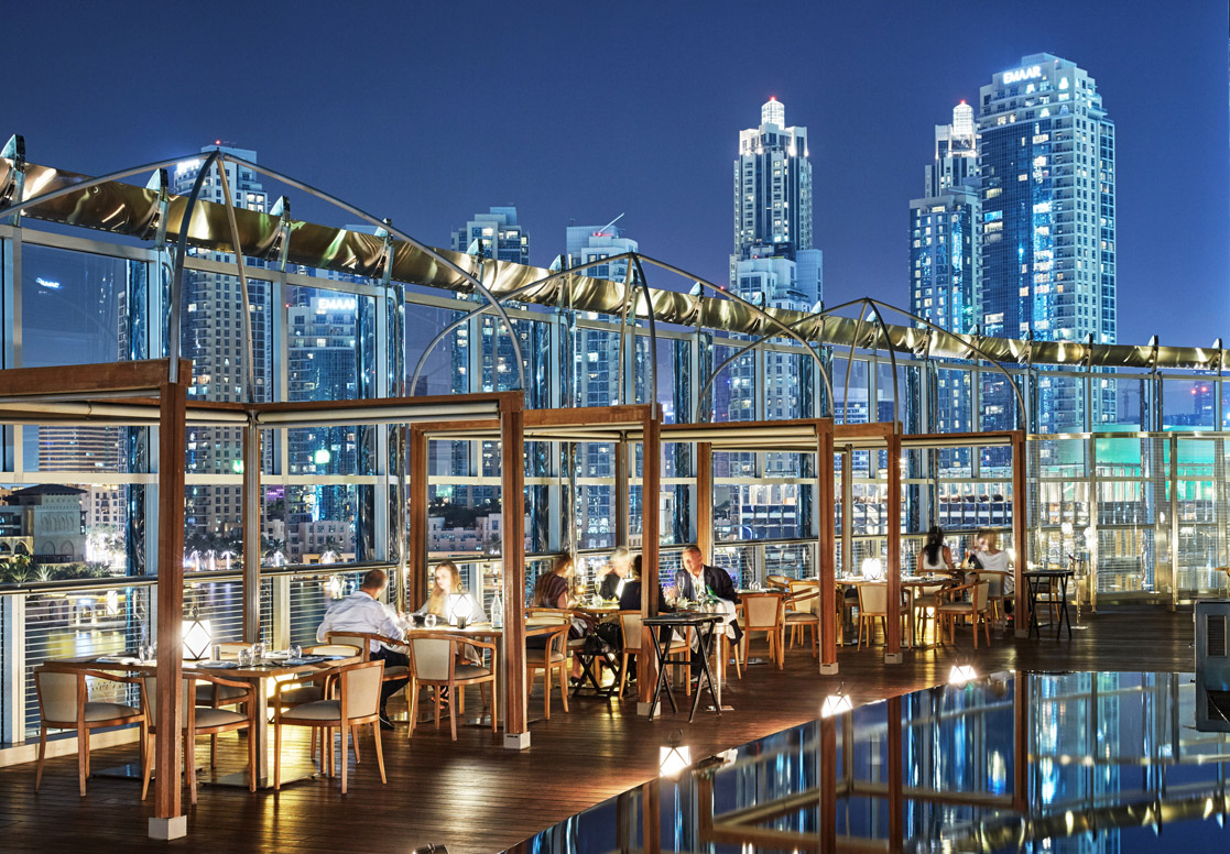 We found the best hotels in the middle east a e magazine for Best hotels in downtown dubai